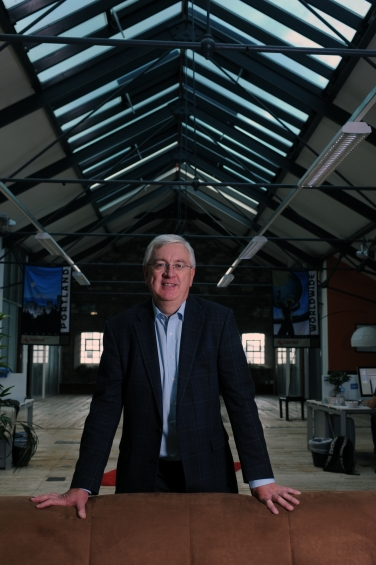 Barry O'Dowd, Head of Emerging Business, IDA Ireland