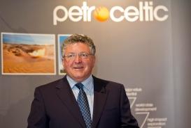 Brian O'Cathain CEO Petroceltic