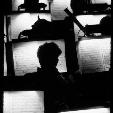 Orchestra pit, San Francisco Opera House 1002267