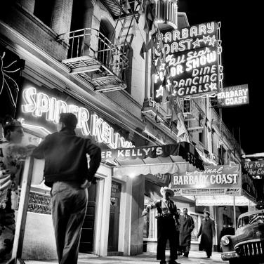 Barbary Coast, San Francisco, 1950s 1002411