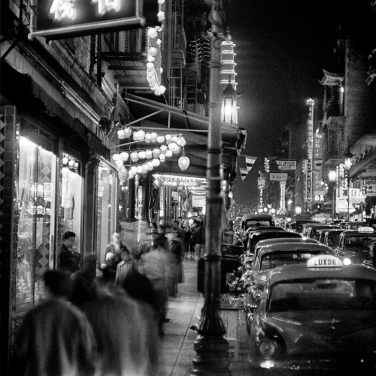 Chinatown at Night 1007000a