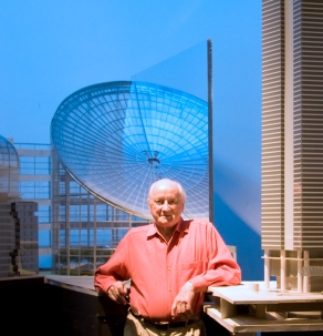 Kevin Roche, architect