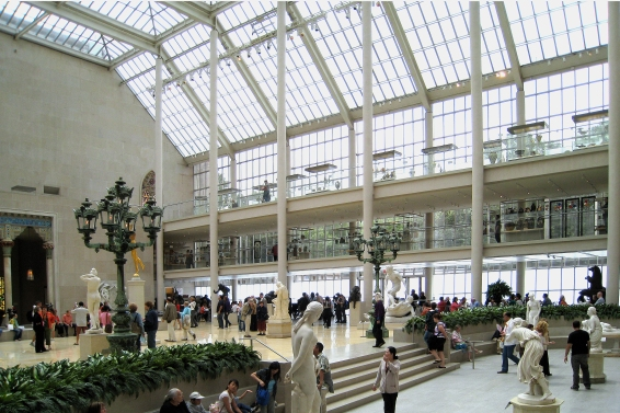 MetropolitanMuseumAmericanWing